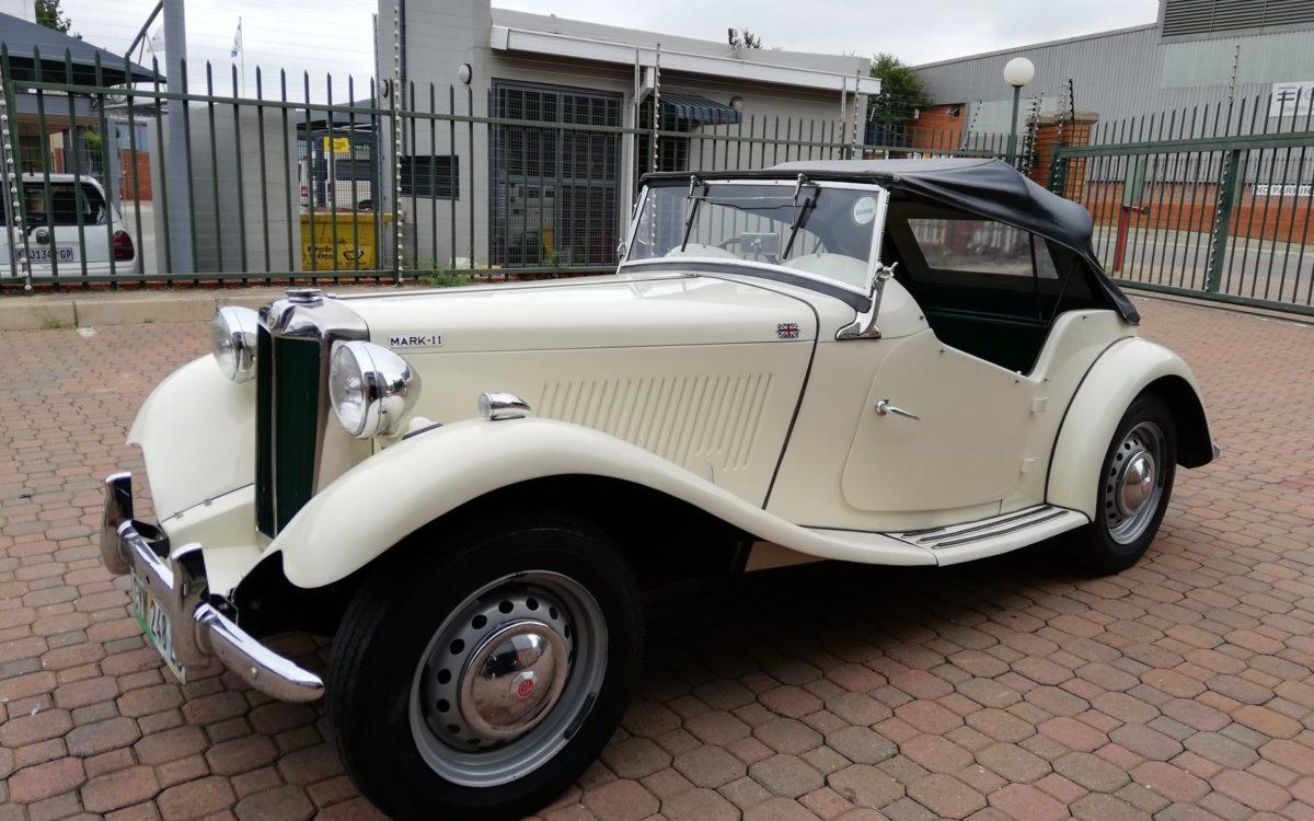 1952 MG TD 2