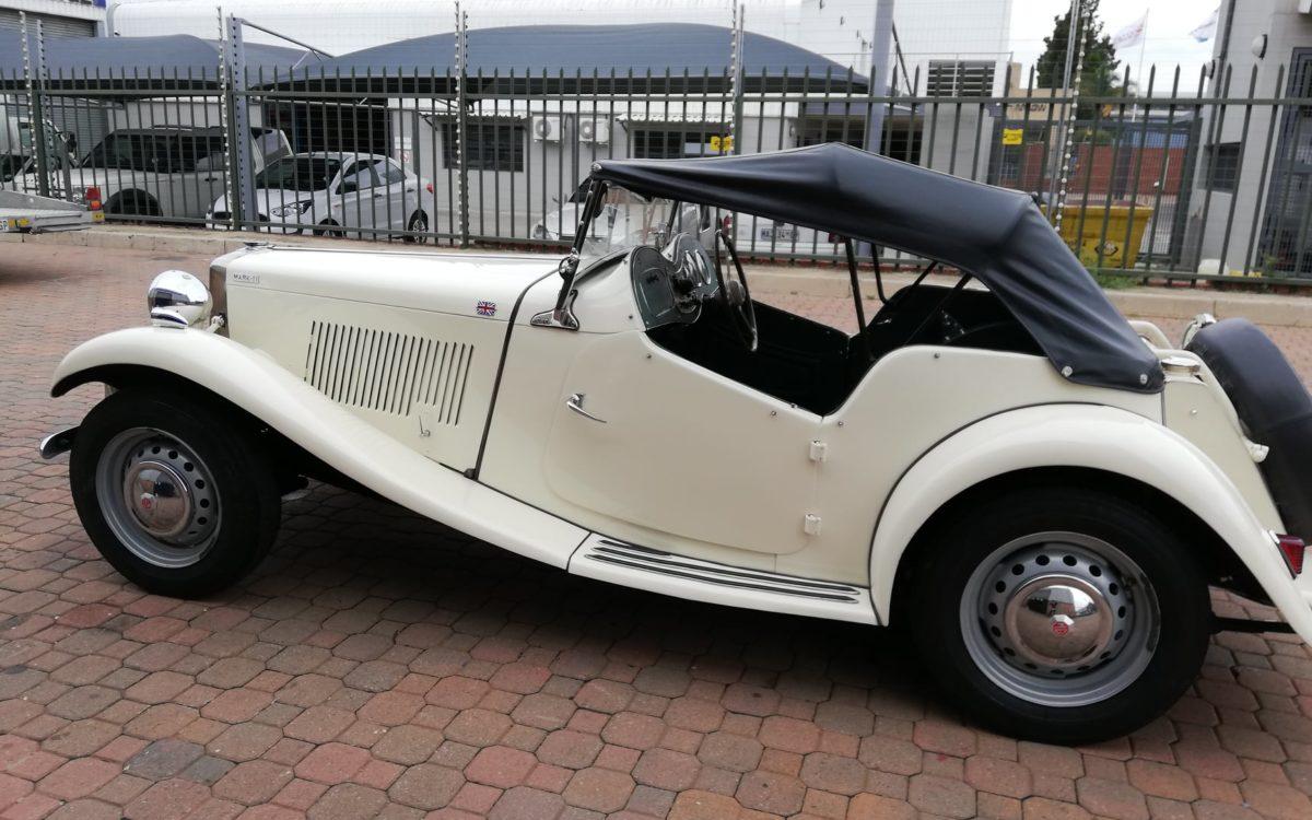 1952 MG TD 5