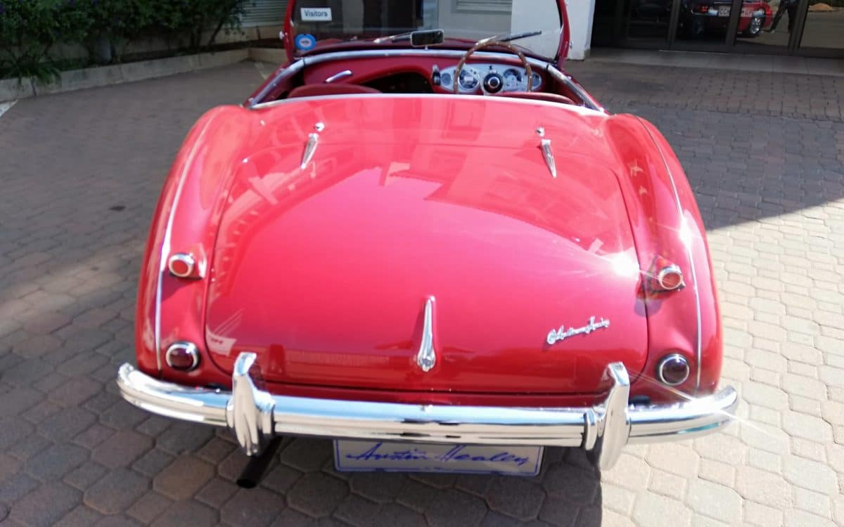 1956 Austin Healey 6