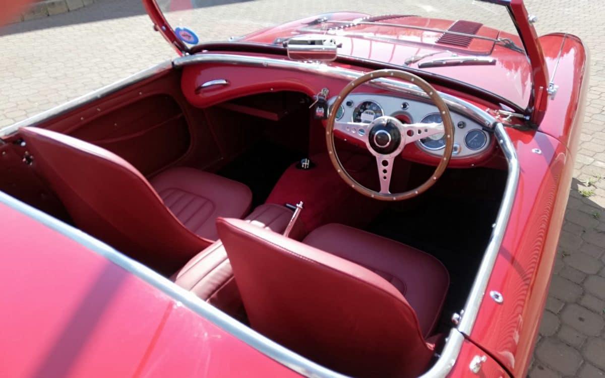1956 Austin Healey 7