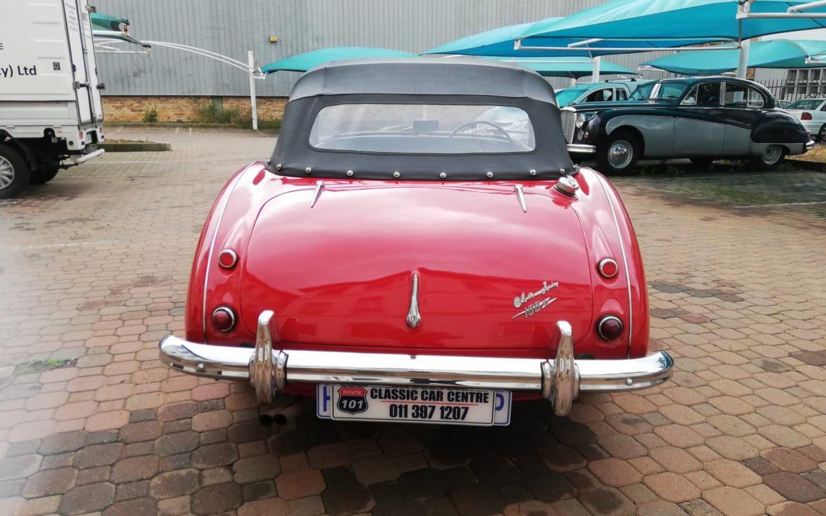 1958 Austin Healey 100-6 BN4 7