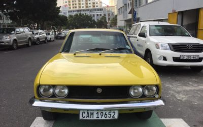1971 Fiat 124 Sports Coupe