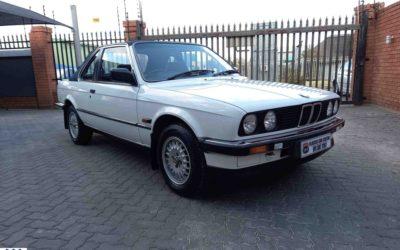 1987 BMW 318i Baur Convertible