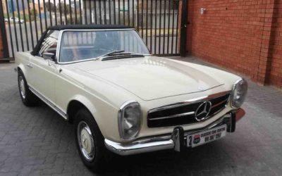 1968 Mercedes Benz Pagoda 280 SL