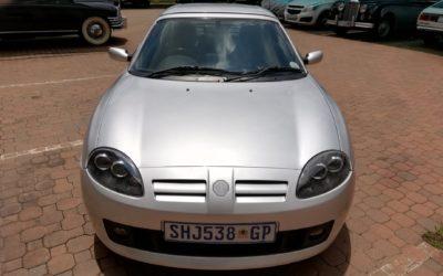 2005 MG TF