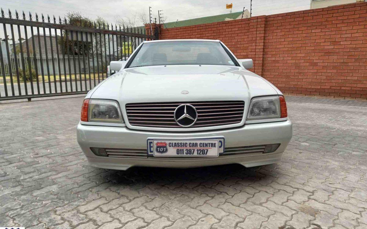 Mercedes Benz SL 500 1